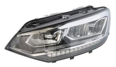 Far VW Touran (5T), 05.2015-, partea Stanga, electric, LED, MAGNETI MARELLI