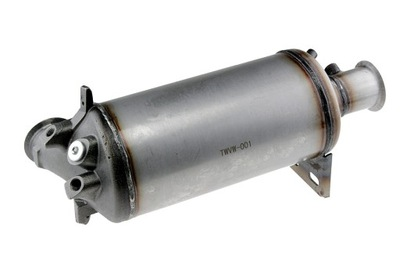 Filtru de particule Diesel DPF VW Transporter V, T5, Multivan 5 2003-2015, motorizari 2.5 TDI ; norma Euro 4, 8kg, 490mm lungime, Calitate Cordierite,