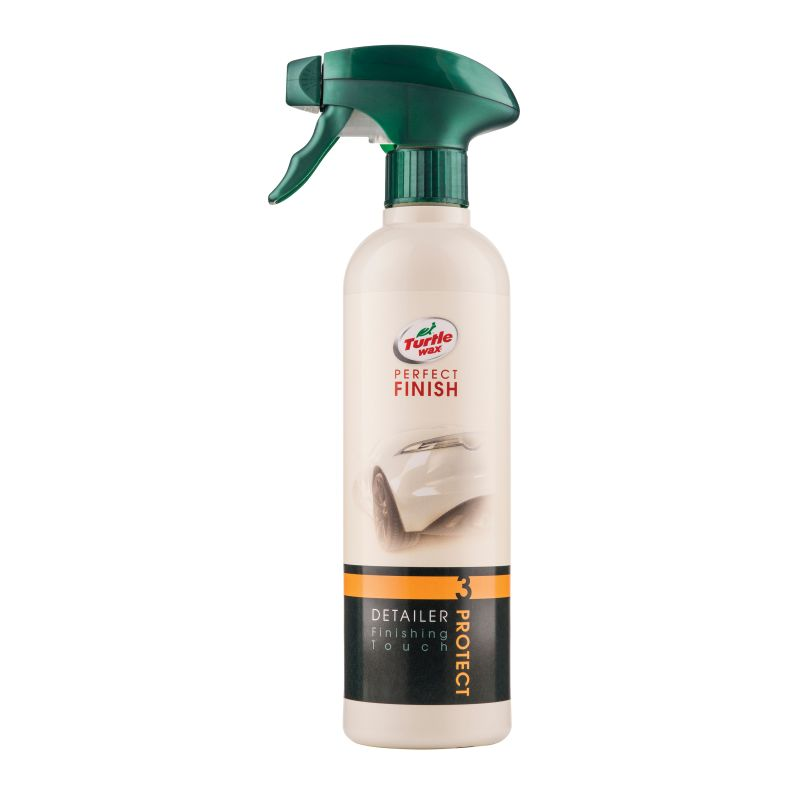 Turtle Wax Perfect Finish Finishing Detailer , solutie retus caroserie 500ml