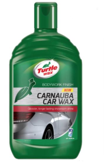 Ceara auto Turtle Max Metallic wax 500ml pentru vopsele metalizate, Carnauba Car Max