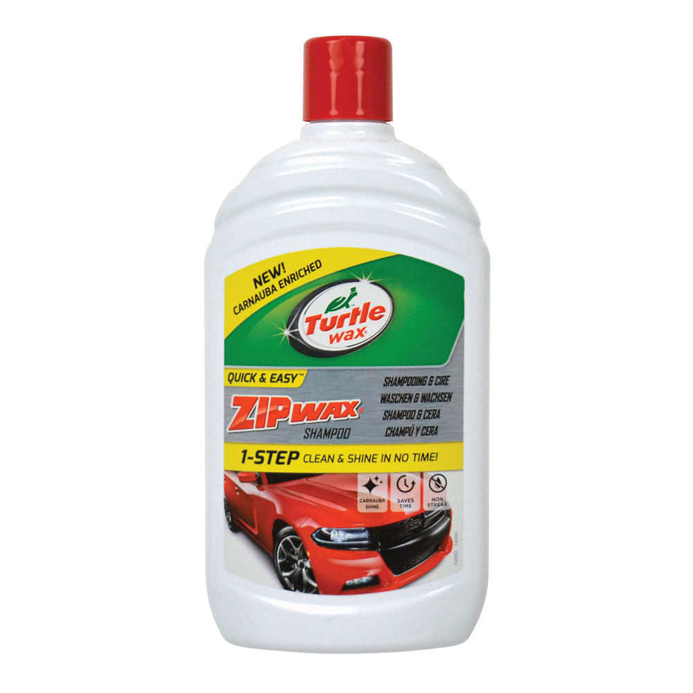 Sampon auto Turtle Wax Zip Wax Shampoo 500ml