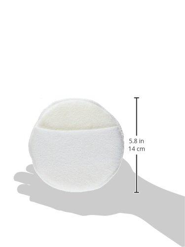 Pad aplicator Turtle Wax X711TD , din bumbac moale pentru curatarea si repararea elementelor din plastic si piel, set 2 bucati pt polisare si ceruire