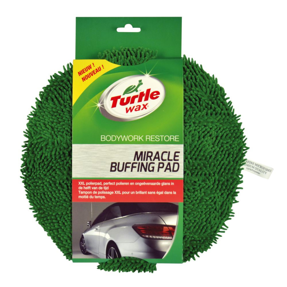 Pad polisat cu doua fete Turtle Wax Miracle Pad X1178TD, 29 cm