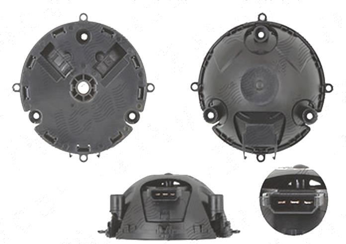 Actuator reglare oglinda exterioara Audi A3 (8p), 05.2003-04.2008 , A4 (B6), 11.2000-11.2004 , A4 (B7), 11.2004-03.2008, A6 (C6), 05.2004-10.2008, A8 (D3), 01.2003-2007, Stanga = Dreapta