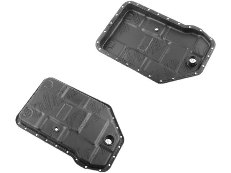 Baie ulei cutie viteze Audi 80 (B4), 09.1991-12.1996; A4 (B5), 1994-09.2001, A4 (B6), 11.2000-11.2004, A4 (B7), 11.2004-03.2008, A4/S4 (B8), 11.2007-12.2015, Vw Passat (B5), 09.1996-01.2005, cu 5-viteze cutie automata, metal