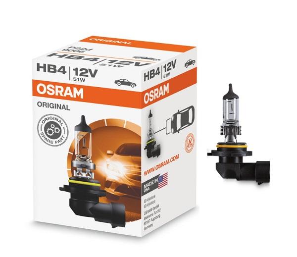 Bec HB4 (9006) Mercedes Clasa C (W203) OSRAM