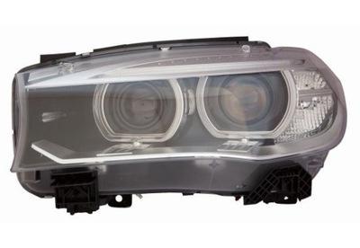 Far BMW X5 (F15), 10.2013- ; X6 (F16) 01.2014-, partea Stanga, bi-xenon, tip bec D1S, fara bec, fara, fbalast, fara motoras, cu lumini de zi pe LED, MAGNETI MARELLI