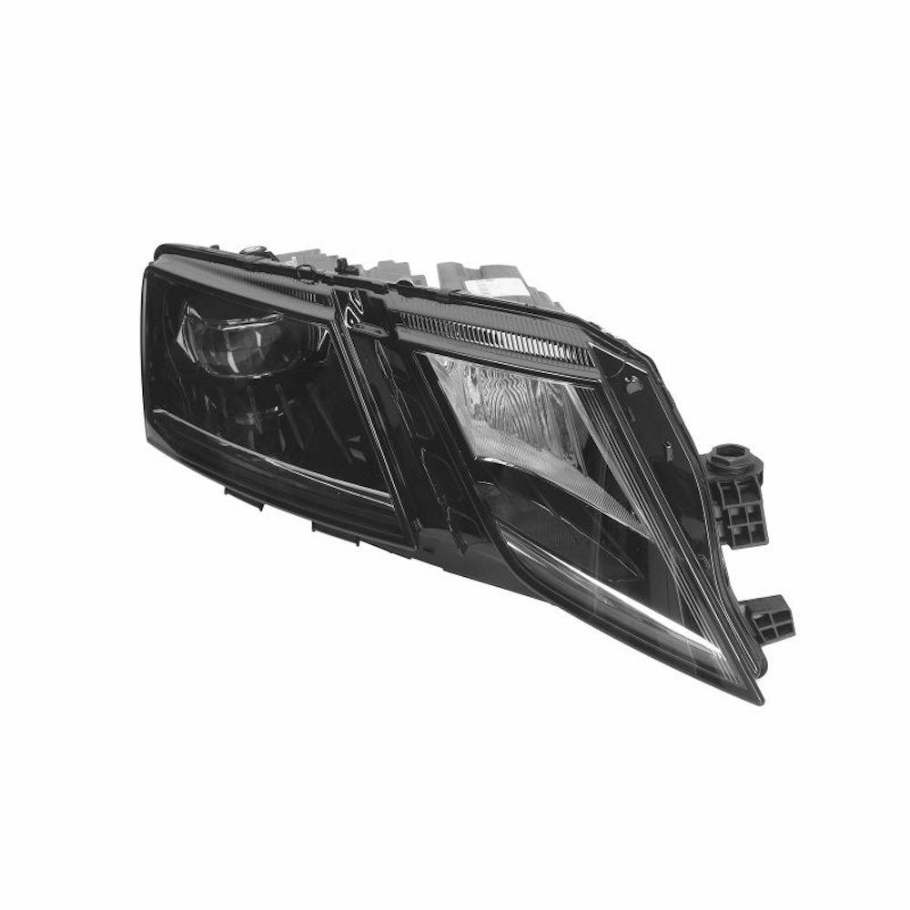 Far Skoda Octavia 3 (5E), 03.2017-, partea Dreapta, electric, LED, fara modul lumini de zi, fara unitate control led, cu motoras, cu lumini pt curbe, MAGNETI MARELLI