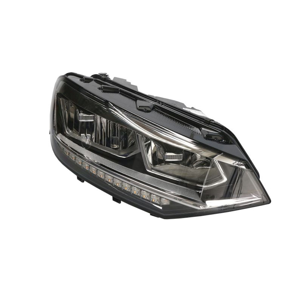 Far VW Touran (5T), 05.2015-, partea Dreapta, electric, LED, MAGNETI MARELLI