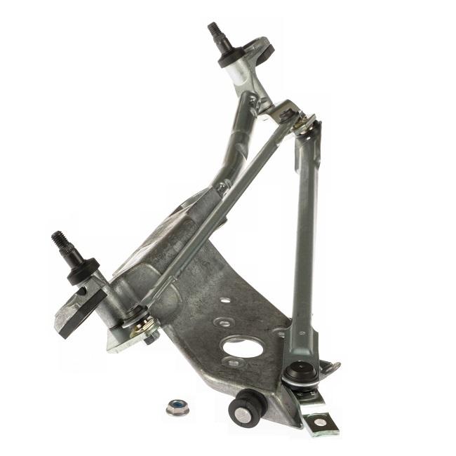 Mecanism stergator parbriz Ford Fiesta (Ja8), 01.2013-12.2017; Ford Fiesta (Ja8), 09.2008-01.2013, Fata, Aftermarket