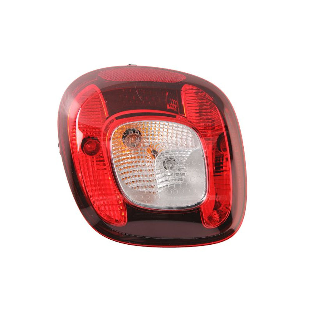 Stop spate lampa Smart FORTWO (W453), 11.2014- ; Smart FORFOUR (W453), 11.2014-, partea Dreapta, cu suport becuri, tip bec LED+P21/5W+P21W+PY21W+W16W, ULO