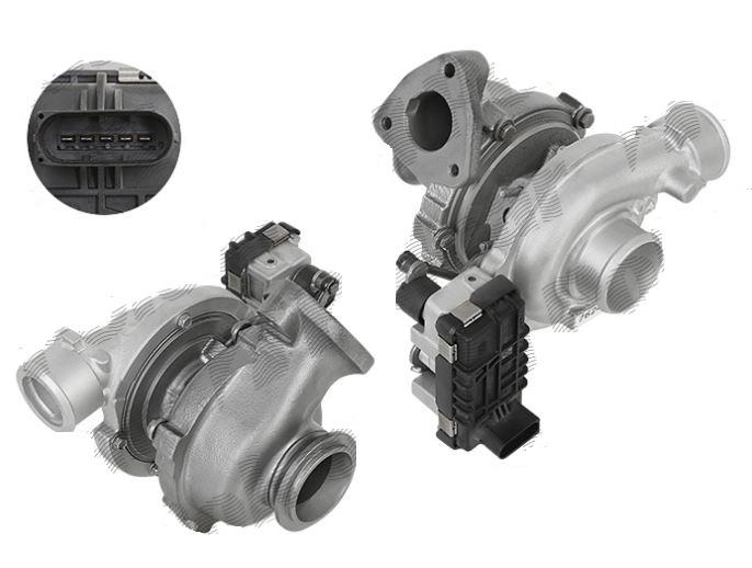 Turbocompresor , Aftermarket TBS0201