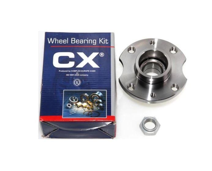 Butuc roata CX Bearings CX229 parte montare : Punte spate, Stanga/ Dreapta