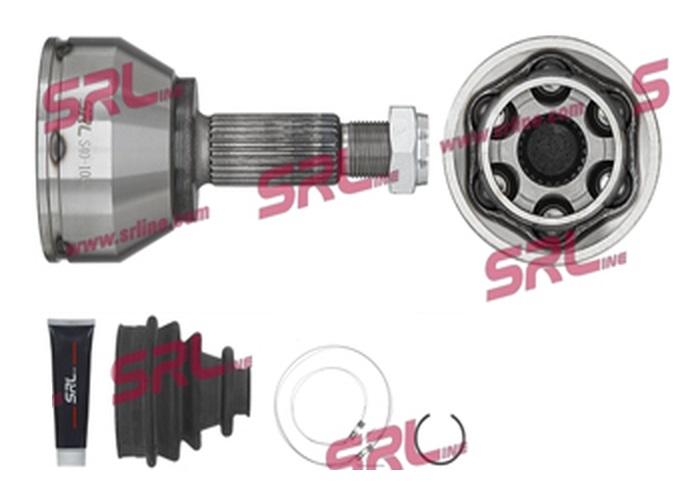 Cap planetara spre roata Ford Focus 1 (Daw, Dbw) SRLine parte montare : spre roata