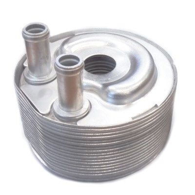 Radiator ulei motor, Termoflot Nissan Navara, Aftermarket 2755L8-1