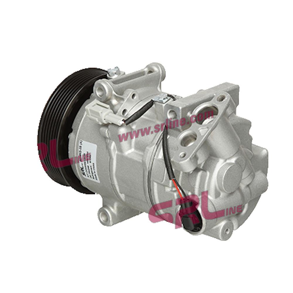 Compresor climatizare Renault Grand Scenic 3 (Jz0/1), Megane Cc (Ez0/1), Megane 3 (Kz0/1), Scenic 3 (Jz0/1)